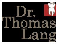 Dr. med. dent. Thomas Lang  – Ganzheitliche Zahnmedizin